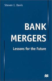 Cover of: Bank Mergers