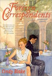 Cover of: Foreign correspondents