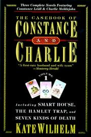 Cover of: The Casebook of Constance and Charlie, Vol. 1