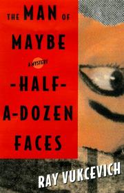 Cover of: The man of maybe half-a-dozen faces