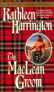 Cover of: The MacLean Groom
