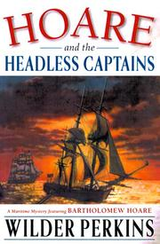 Cover of: Hoare and the headless captains