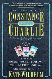 Cover of: The Casebook of Constance & Charlie Volume 2