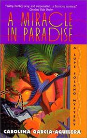 Cover of: A miracle in paradise