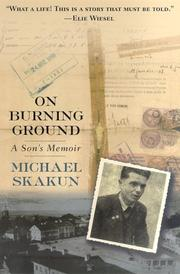 On burning ground by Michael Skakun