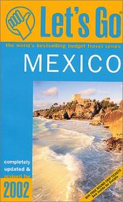 Let's Go Mexico 2002 by Theresa A. Botello, Michelle S. Ybarra