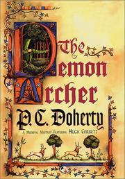 Cover of: The demon archer
