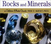 Cover of: Rocks and minerals