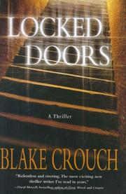 Cover of: Locked doors | Blake Crouch