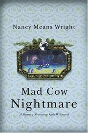 Cover of: Mad cow nightmare