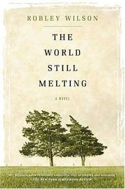 Cover of: The world still melting