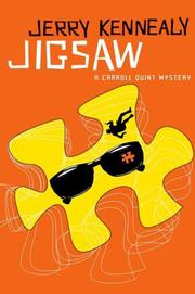 Cover of: Jigsaw (Carroll Quint Mysteries)