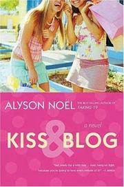 Cover of: Kiss & Blog