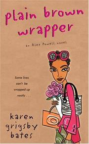 Cover of: Plain Brown Wrapper