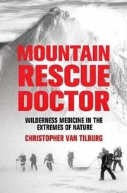 Cover of: Mountain Rescue Doctor