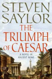 Cover of: The triumph of Caesar