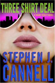 Three Shirt Deal by Stephen J. Cannell