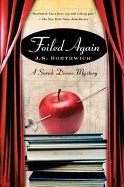 Cover of: Foiled Again (Sarah Deane Mysteries)