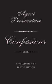 Cover of: Agent Provocateur: Confessions