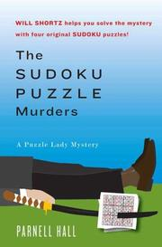 Cover of: The sudoku puzzle murders