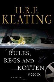 Cover of: Rules, Regs and Rotten Eggs (Harriet Martens Mysteries)