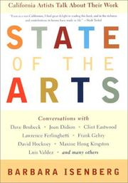 Cover of: State of the Arts