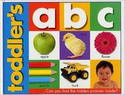 Cover of: Toddler's abc