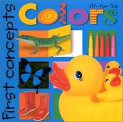 Cover of: First Concepts