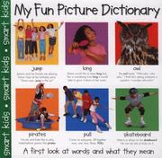 Cover of: My fun picture dictionary