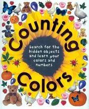 Cover of: Counting colors | Roger Priddy
