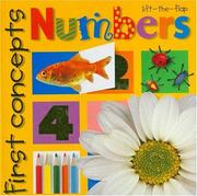 Cover of: First Concepts Large - Numbers