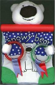 Cover of: Snowy Bear Activity Cloth Book