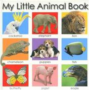 Cover of: My Little Animal Book