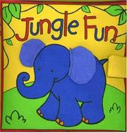 Cover of: Baby Gund Cloth Book Jungle Fun ('baby Gund)