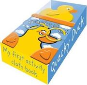 Cover of: Quacky Duck Activity Cloth Book
