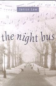 Cover of: The night bus