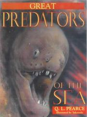 Cover of: Great Predators of the Sea