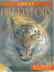 Cover of: Great Predators of the Land