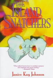 Cover of: The island snatchers