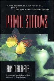 Cover of: Primal Shadows: A Dark Thriller of Papua New Guinea