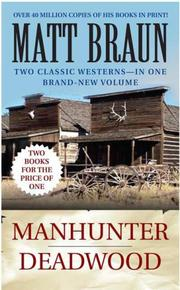 Cover of: Manhunter / Deadwood