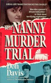 Cover of: The nanny murder trial