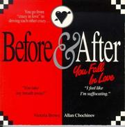 Cover of: Before & after you fall in love