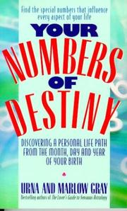 Your Numbers of Destiny