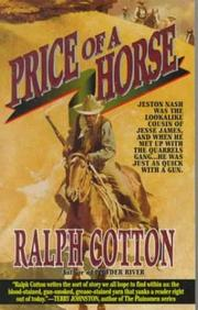 Cover of: Price of a Horse: A Jeston Nash Adventure