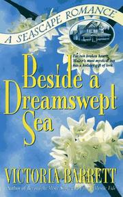 Cover of: Beside a Dreamswept Sea | Victoria Barrett