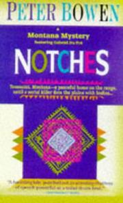 Cover of: Notches (Montana Mysteries)