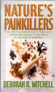 Cover of: Nature's painkillers