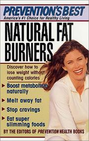 Cover of: Natural fat burners |