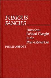 Cover of: Furious fancies